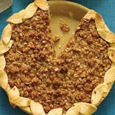 pumpkin streusel pie recipe myrecipes