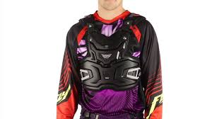 fly motocross jersey fly adventure roost guard motocross atv dirt bike chest protector