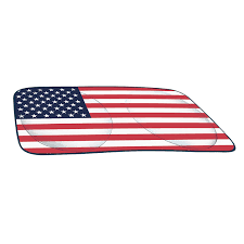 Americsn Flag Amazon Com American Flag Patriotic Metal License Plate 6 X 12