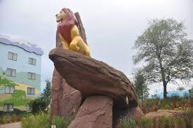 lion king suites open disney u0027s art animation resort