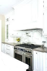 fa軋de de cuisine sur mesure porte cuisine sur mesure fonctionnalies contemporain ikea leroy mer