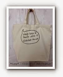 sprüche taschen tasche mit plotter spruch sprechen für dich