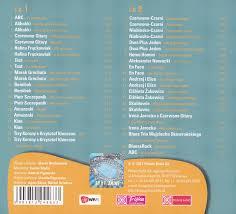 okładki cd kaset i winyli marek niedźwiecki poleca z archiwum