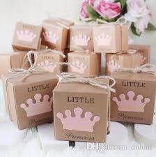 paper gift boxes kraft paper gift box candy boxes baby shower decorations wedding