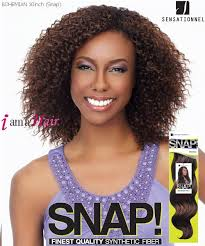 snap hair 10 sensationnel snap
