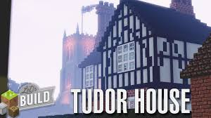 minecraft british tudor house youtube