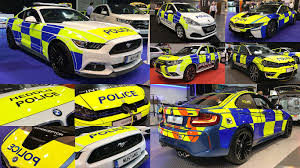 fastest police car blues and twos britain u0027s wildest new police cars revealed