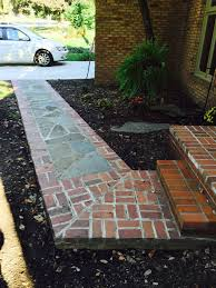 custom walkways and porches in columbus brick and masonry vic