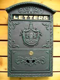 lettre decorative metal achetez en gros vintage bo u0026icirc te aux lettres en ligne à des