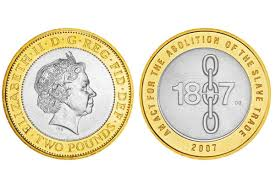 these 2 coins with a lettering error are being sold for 300 on
