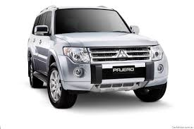 2011 mitsubishi pajero launched in australia photos 1 of 2