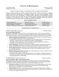 example resume sample objectives ojt letter job for call center