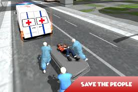 ambulance rescue sim 2017 android apps on google play