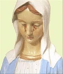 imágenes religiosas que lloran sangre virgenes que lloran sangre realidad o fraude info taringa