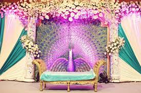 peacock wedding theme indian wedding decor search wedding decor
