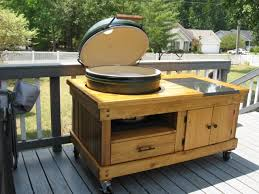 xl big green egg table plans pdf green egg table build and design ideas head over to yellawood com