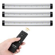 led under cabinet lighting 3000k albrillo remote control led under cabinet lighting dimmable warm