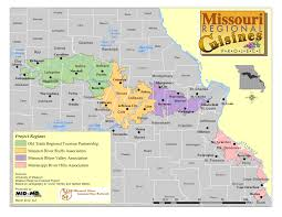 Missouri On Map About Us Missouri River