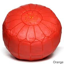 Orange Ottoman Orange Ottomans Storage Ottomans For Less Overstock
