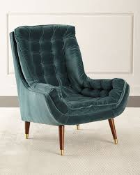 Tufted Accent Chair Andrew Design Kenneth Tufted Accent Chair