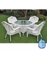 Resin Wicker Outdoor Patio Furniture by New Deals On White Resin Wicker Patio Furniture