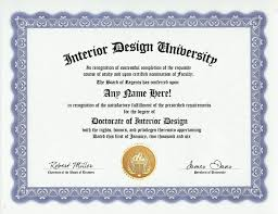 Certification In Interior Design by Interior Decorating Training