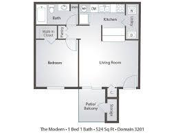 3 bedroom apartment floor plans u0026 pricing u2013 domain 3201 tucson az