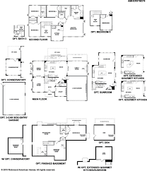 richmond american homes floor plans richmond american homes floor plans home design ideas and pictures