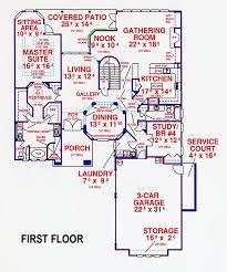4 bedroom 3 bath southern house plan alp 099g allplans com
