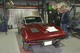corvette restoration shops collector car restoration repair service patterson