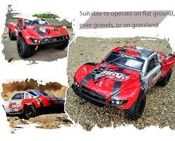 off road sports car huanqi 727 1 10 scale 2 4g 4ch 4wd 35km h rc off road electric