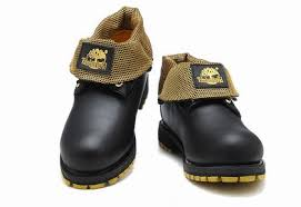 shop boots malaysia timberland roll top boots black yellow timberland malaysia