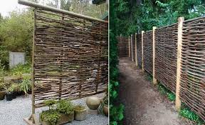 Bamboo Backyard How To Customize Your Outdoor Areas With Privacy Screens