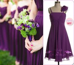 dark purple bridesmaid dresses tulle u0026 chantilly wedding blog