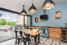 style cuisine attrayant salle a manger design bois 9 cuisine style bistrot