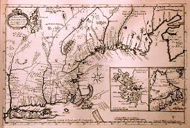 Massachusetts Town Map by The Plymouth Colony Archive Project Maps U0026 Landscape