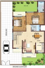 Bungalow Layout Design
