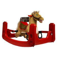 John Deere Rocking Chair Amazon Com Rocking U0026 Spring Ride Ons Toys U0026 Games Rocking Ride