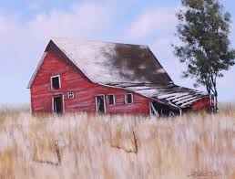 Photos Of Old Barns Old Red Barn U2013 Acrylic Painting Lesson Tim Gagnon Studio