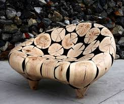 creative wood sculptures wood sculptures created out of discarded tree trunks and branches
