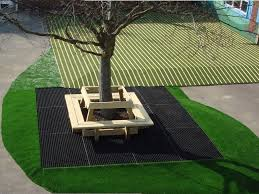 tree seat outdoor places