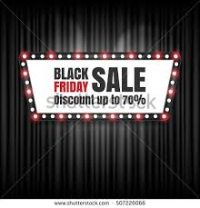 black friday sale signs black friday sale retro sign sale stock vector 505926775
