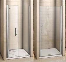 bifold shower door frameless bi fold shower door shower enclosures ebay