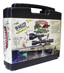 wicked hunting lights amazon amazon com wicked lights w402zf rifleman kit with red led for