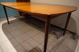 Teak Dining Room Chairs Dining Tables Scandinavian Teak Dining Table Modern