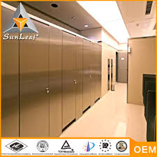 Stainless Steel Partition Toilet Cubicle Fitting And Metal Partition System Buy Metal