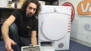 how to diagnose tumble dryer drying and heating problems youtube