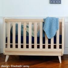 chambre bebe bois massif lit bebe bois brut le lit bacbac vogue de zinezoac un meuble