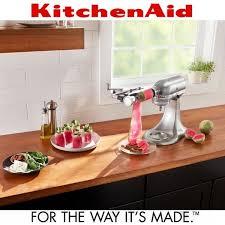 l essentiel de la cuisine par kitchenaid artisan mixer accessoire coupe ères de fruits et légumes