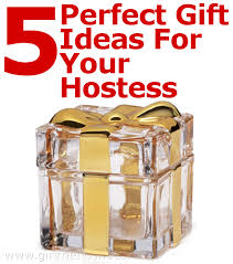 5 hostess gift ideas